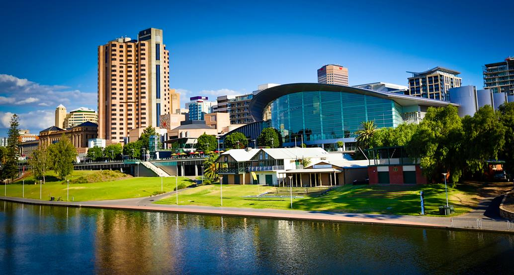 Christmas in Adelaide
