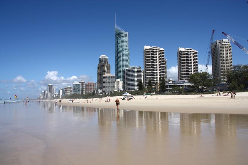 Christmas at Gold Coast / Tweed Heads / Coolangatta