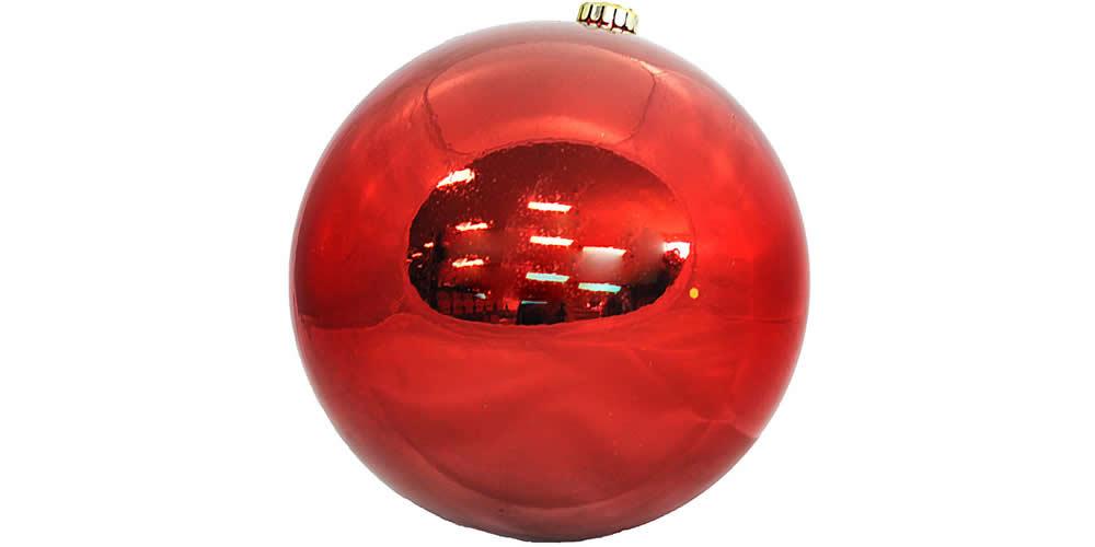 Polishing Christmas Balls