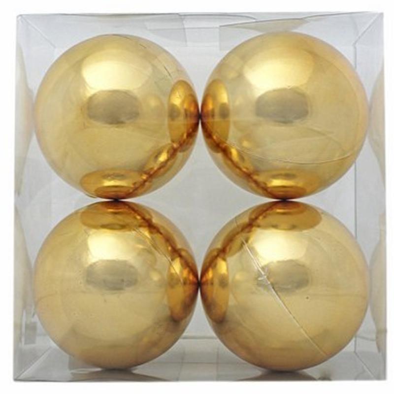 13cm Bauble Gold
