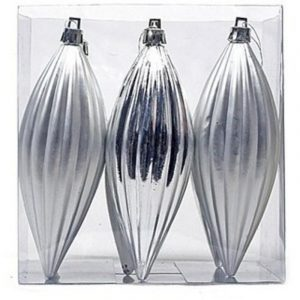 Silver Olives 12cm