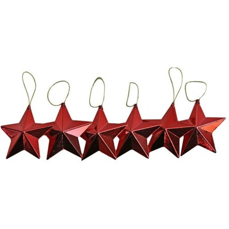 Red Stars 6Pk