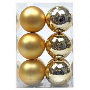 Gold 8Cm 12Pk