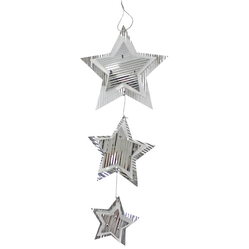 Pearl Silver Star Mobile