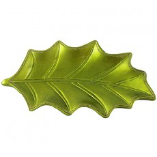 Holly Leaf Platter Small