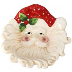 Santa Face Bowl