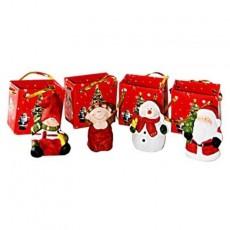 Figurine in Gift Bag Asst