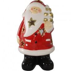 Santa Candle Light