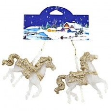 Acrylic Horse Hanging