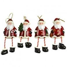 Wobble Leg Santa Ass