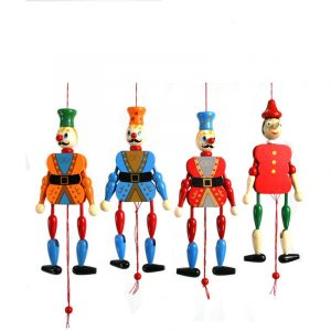Hanging Nutcrackers