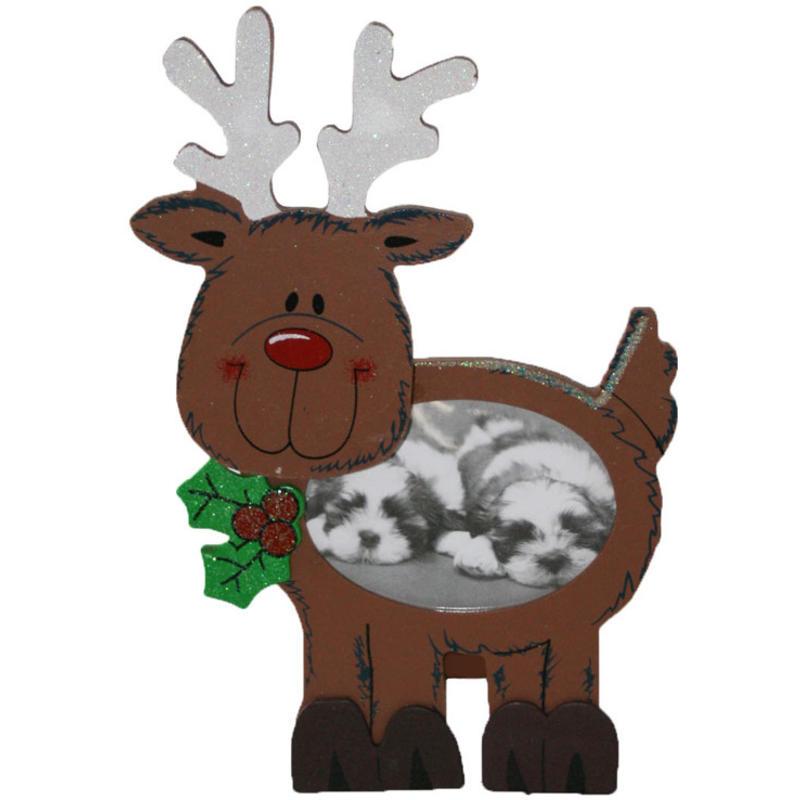 Reindeer Photo Frame