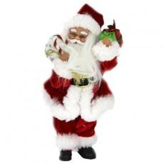 Standing Santa Red 23cm