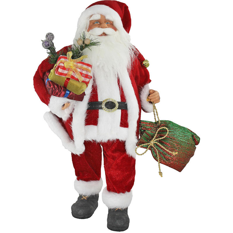 Standing Santa 46cm