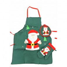 Apron Set 3pc