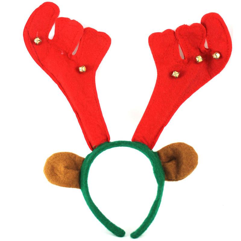 Antlers Bells Ears