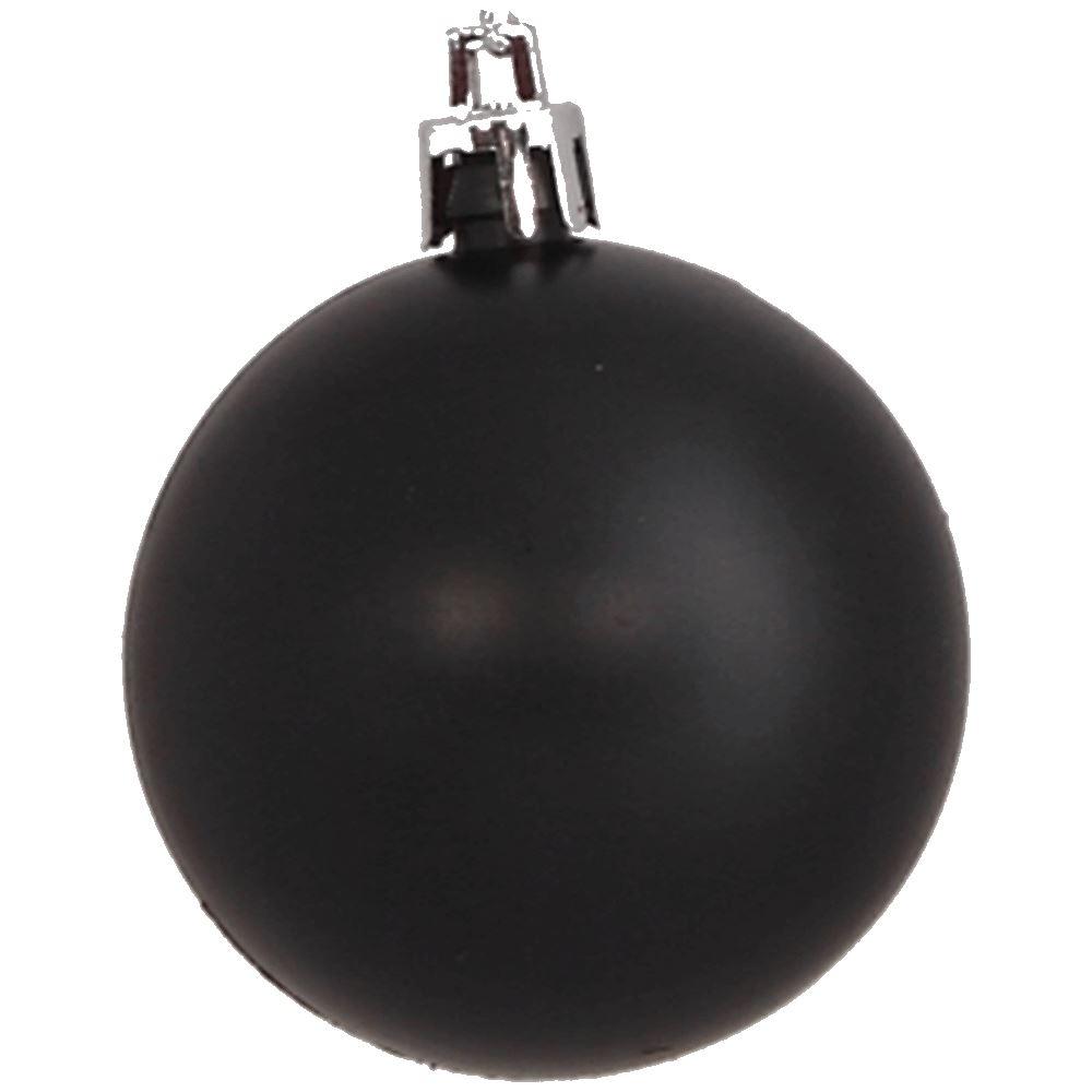 black 6cm pattern 24pk