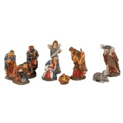 Small Nativity 11Pc