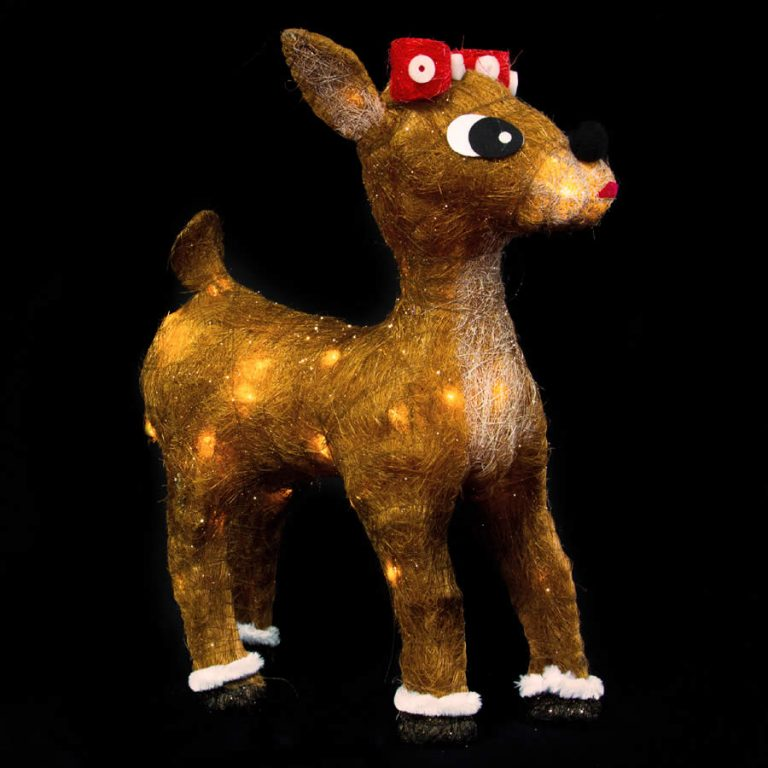 Doe Deer WW LED 70cm
