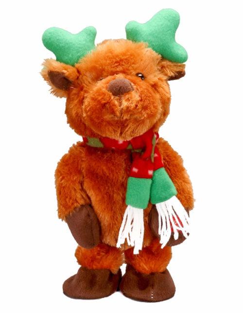 Shuffling Reindeer - 30cm