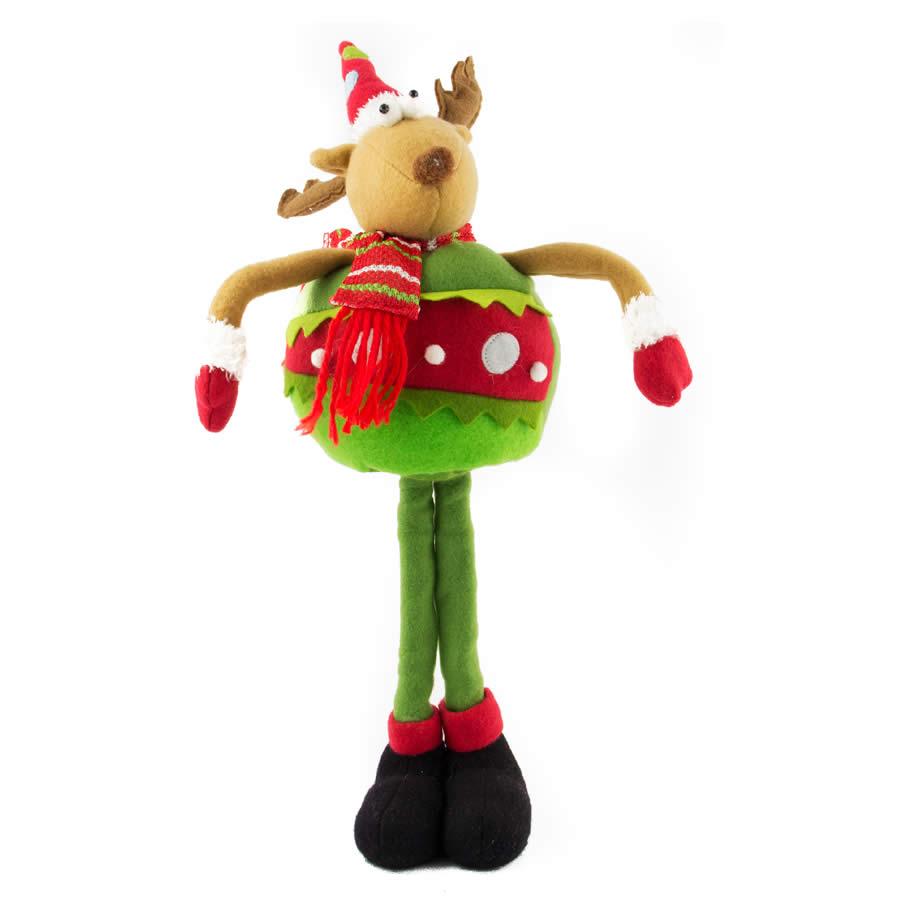 Extendible Slim Leg Deer -58cm