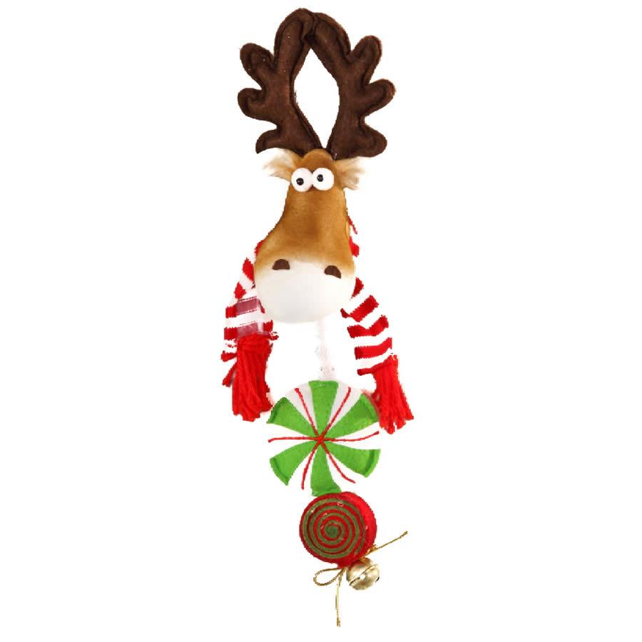 Candy Door Hanger Deer - 45cm
