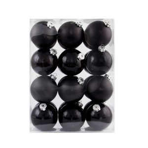 Black 6cm 24pk