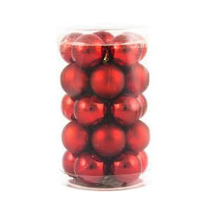 2.5Cm 25Pk Red