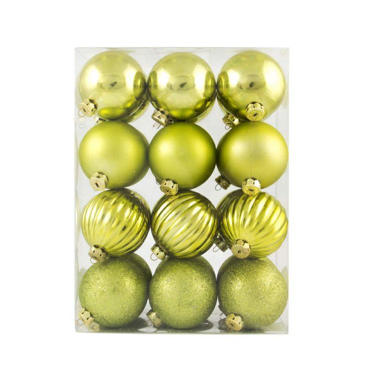 Lime 6cm pat 24pk