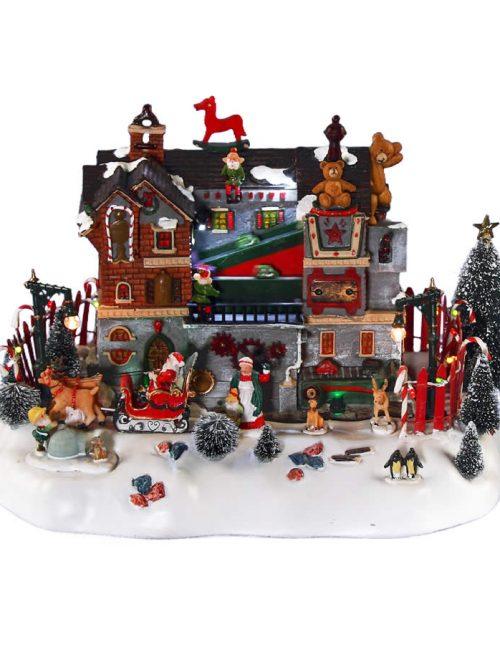 Toy Workshop Village - 24cm
