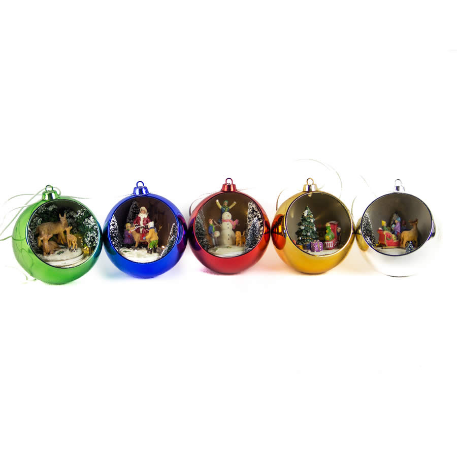 Bauble Scenes s/5 anim/music/bop