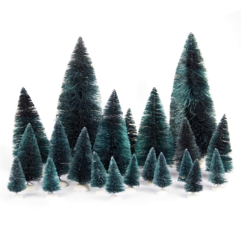 Pine Trees set of 21