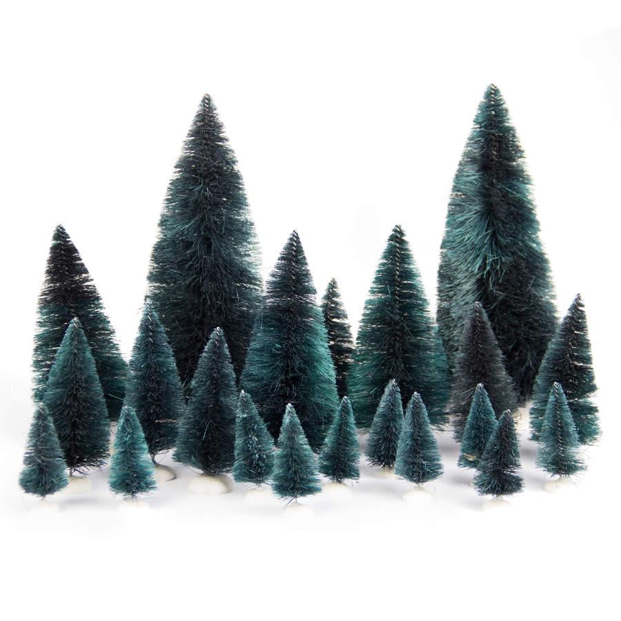 Pine Trees set of 21