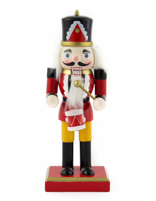 Emperors Nutcracker 23Cm Various Designs