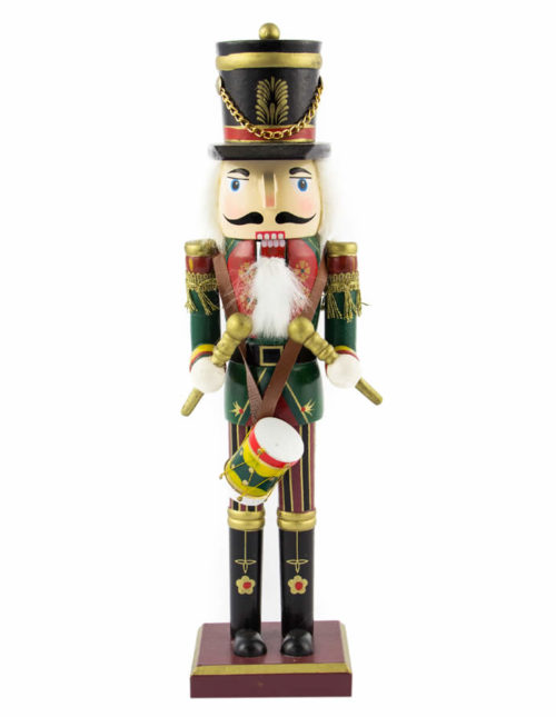 Kings Nutcracker 30Cm (Assorted Designs)