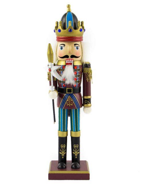 Kings Nutcracker 30Cm (Assorted Designs)