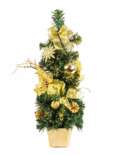 Gold Table Tree 50Cm