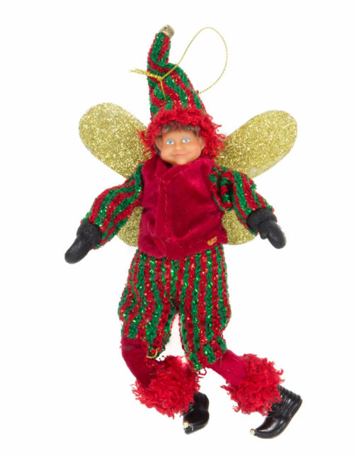Elf With Wings