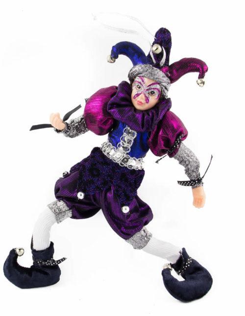 Carnival Jester 30cm