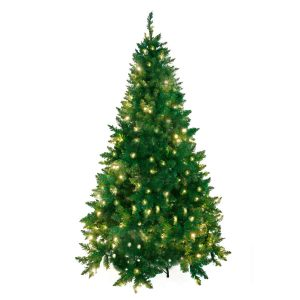 #107 Imperial Pine 160 WW LED 180cm