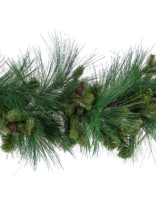 Delux Cedar Pine Garland 180cm