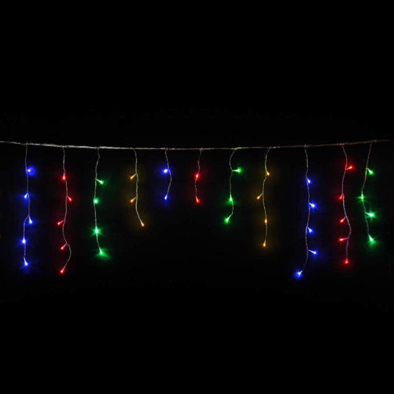 Multicolour Led Icicles