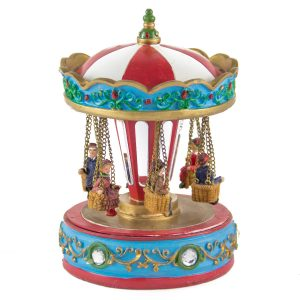Flying Chairs Merry Go Around anim/music bop