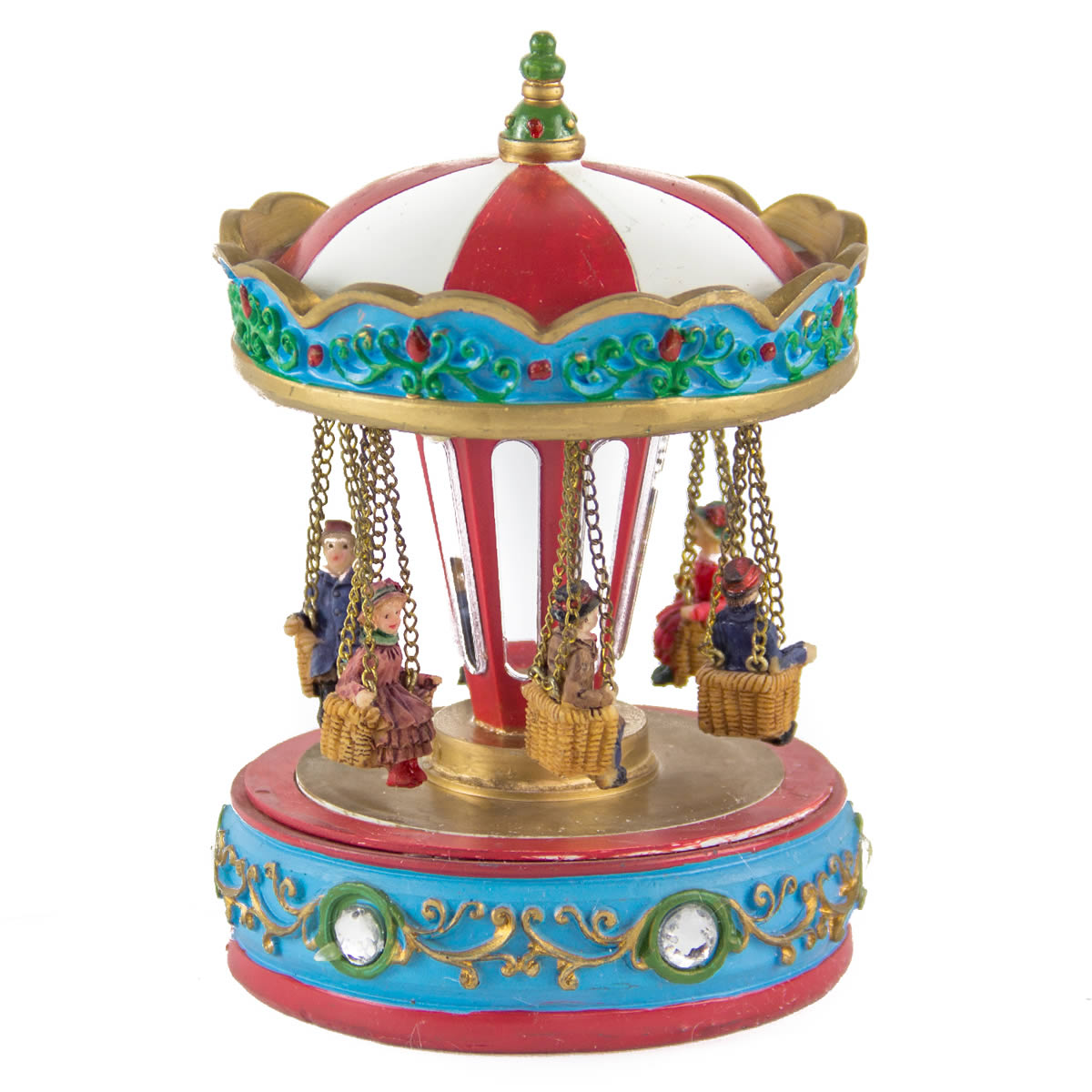 Flying Chairs Merry Go Around anim/music bop