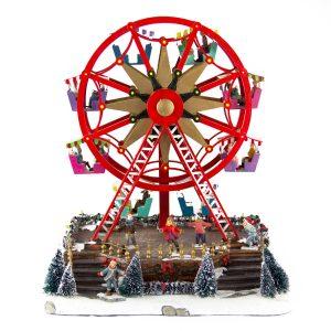 Town Square Ferris Wheel anim/music