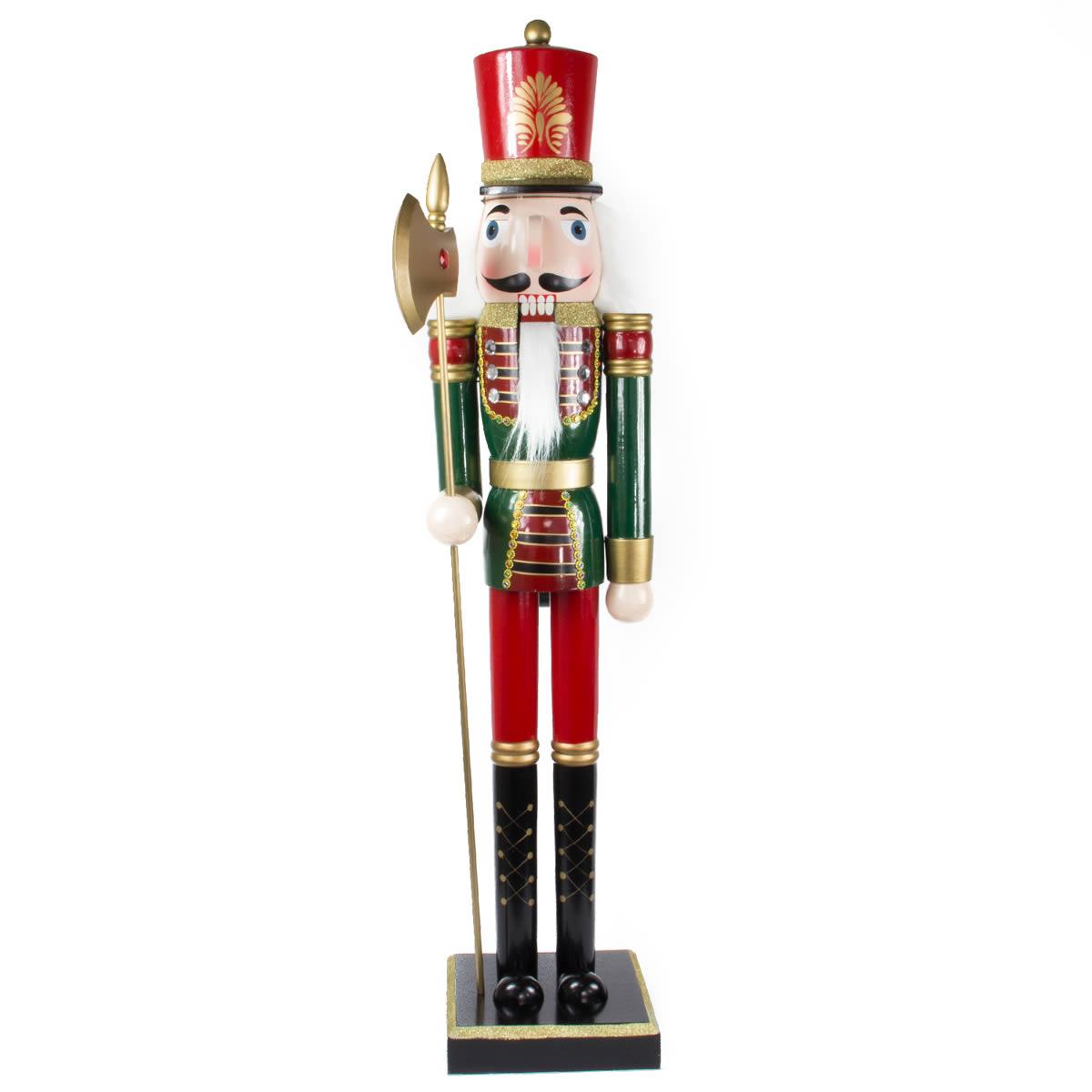 Sargent Nutcracker 105cm