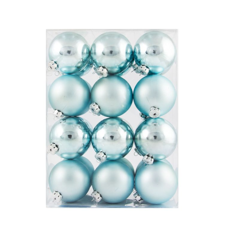 Light Blue 6cm 24pk
