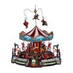 Carousel anim/music