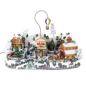 Santas Village anim/music