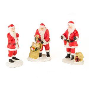 Santaq Figurines s/3